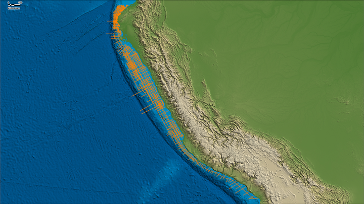 Searcher Seismic will co-operate with Perupetro on four new projects as part of its offshore Peru multi-client campaign.