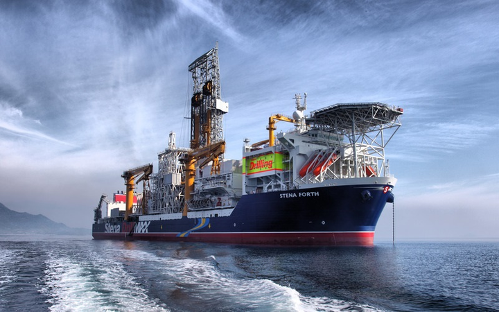 The drillship Stena Forth has spudded an exploration well on the Joe prospect in the Orinduik block offshore Guyana.