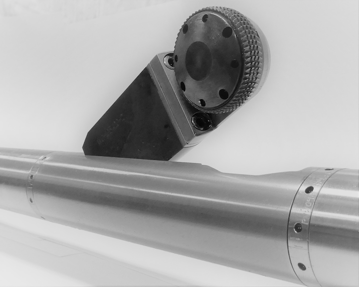 The Slim Battery-powered Conveyor is claimed to be the smallest diameter downhole tractor ever developed.