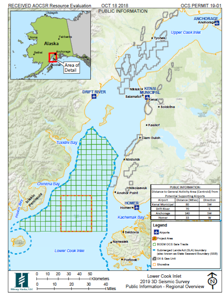 Hilcorp Alaska gets go-ahead for Cook Inlet 3D seismic survey ... on narragansett bay map, wasilla map, alaska map, kenai map, tillamook bay map, maumee bay map, houston bay map, sitka bay map, the great salt lake map, yakutat bay map, padilla bay map, pensacola bay map, penobscot bay map, resurrection bay map, chesapeake bay map, elliott bay map, bristol bay map, soldotna map, tutka bay map, bay city state park map,