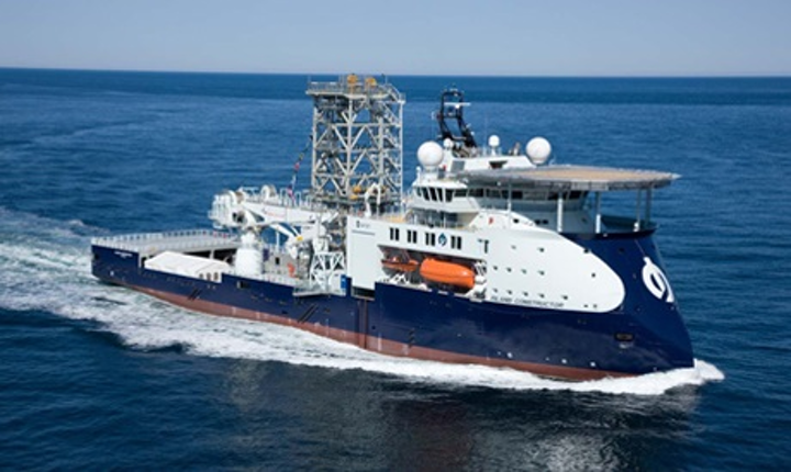 The riserless light well intervention vessel Island Constructor will start the campaign on the Goliat field in the Barents Sea in September.