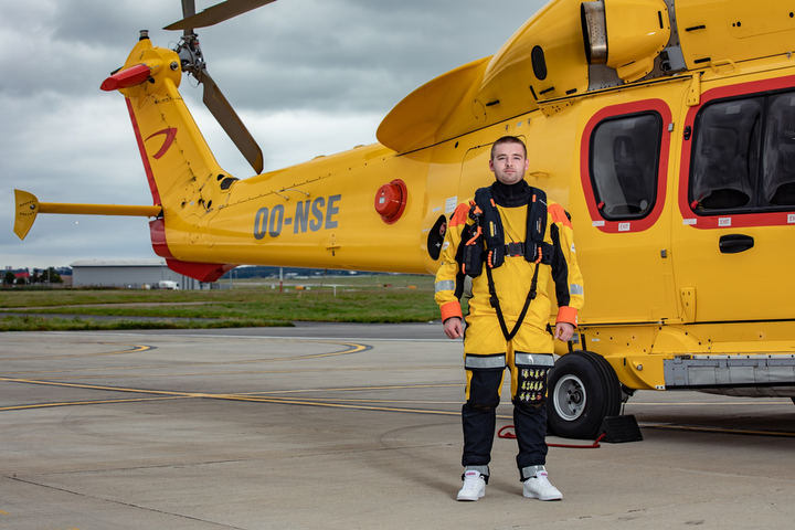 The Halo passenger lifejacket is currently going through European Union Aviation Safety Agency approvals.