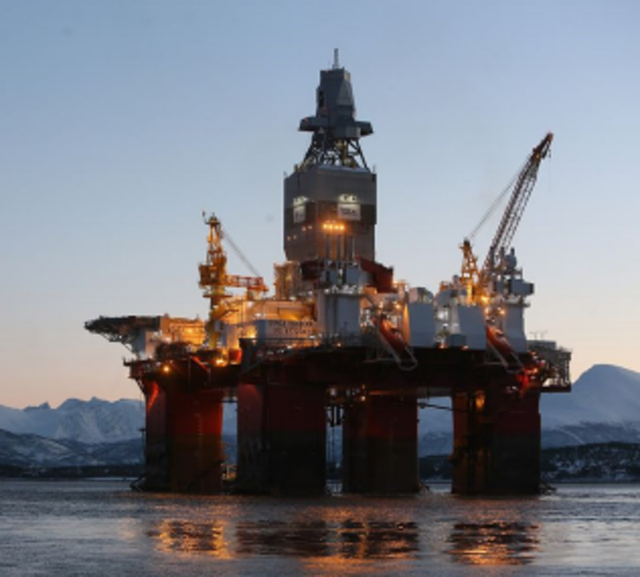 The semisubmersible Transocean Enabler will drill well 7219/9-3 on the Mist prospect in the Barents Sea.