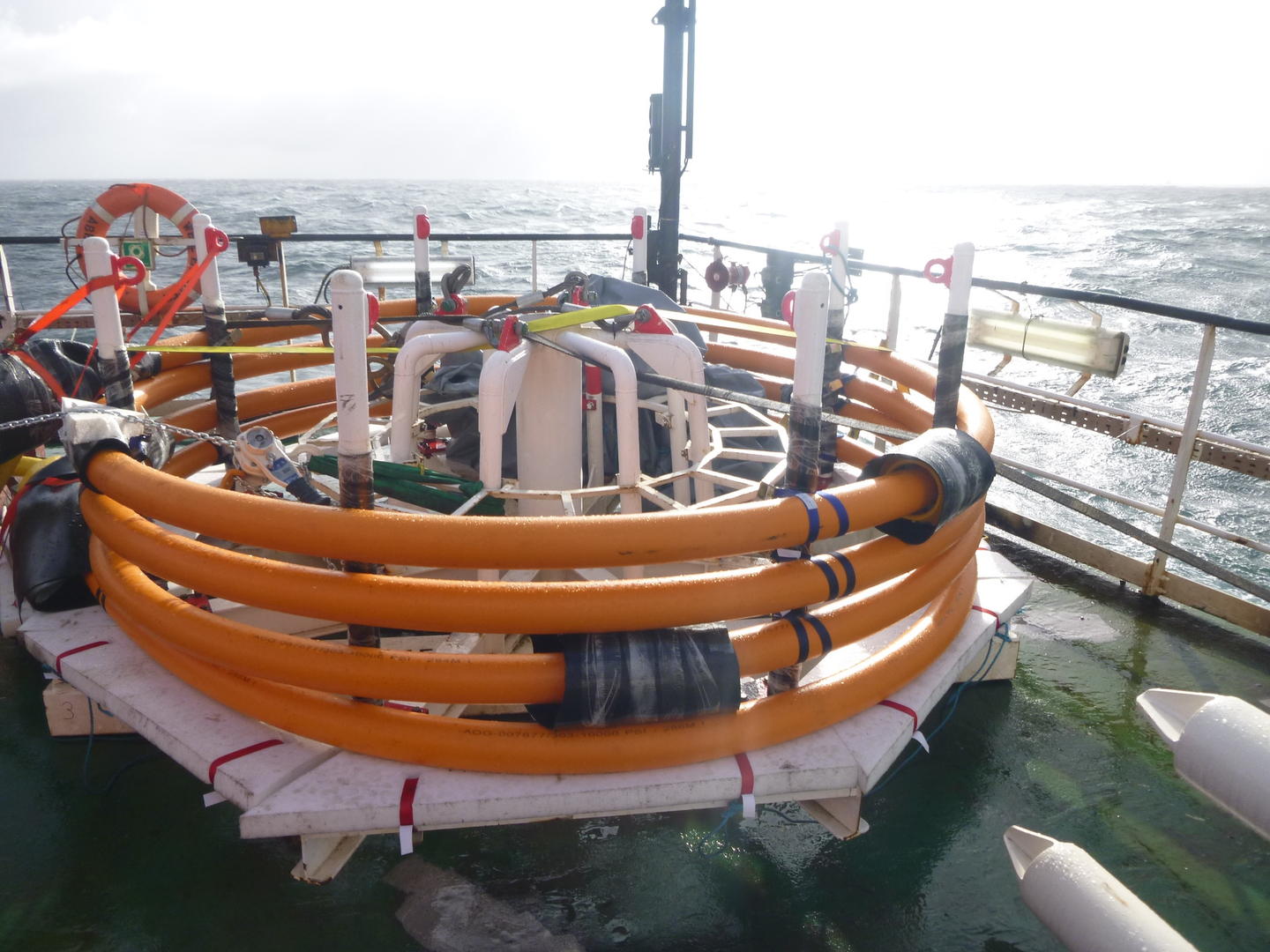 Anasuria Operating Company ordered a gas lift jumper for the Guillemot field in the UK central North Sea.