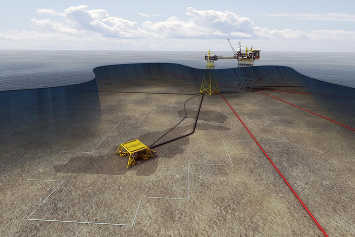 Vale is a subsea tieback to the Equinor-operated Heimdal platform.